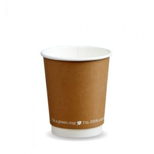 Eco Double Wall Hot Cups
