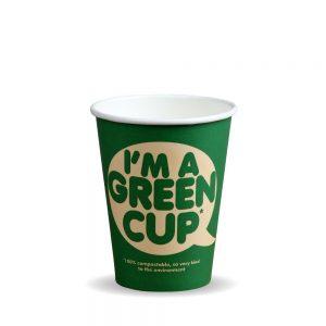 Eco Single Wall Hot Cups